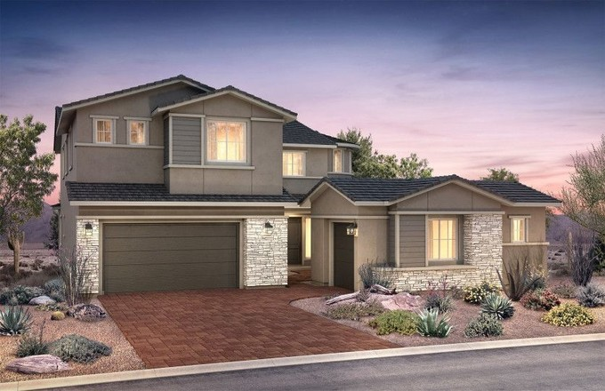 Ready To Build Home In Sky Crossing Community
