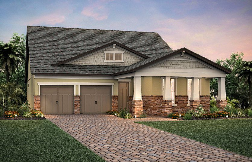 New Homes From Pulte Homes In Winter Garden Fl - Winter-garden-homes