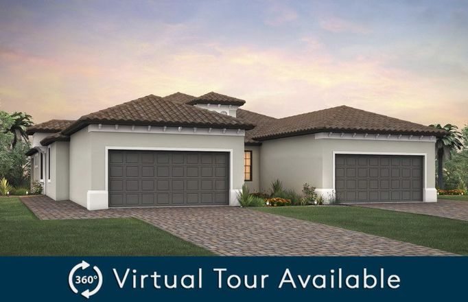Ready To Build Home In Boca Flores Community