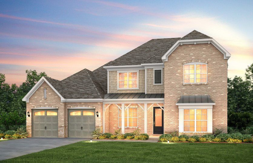 Ready To Build Home In Chapel Cove Community