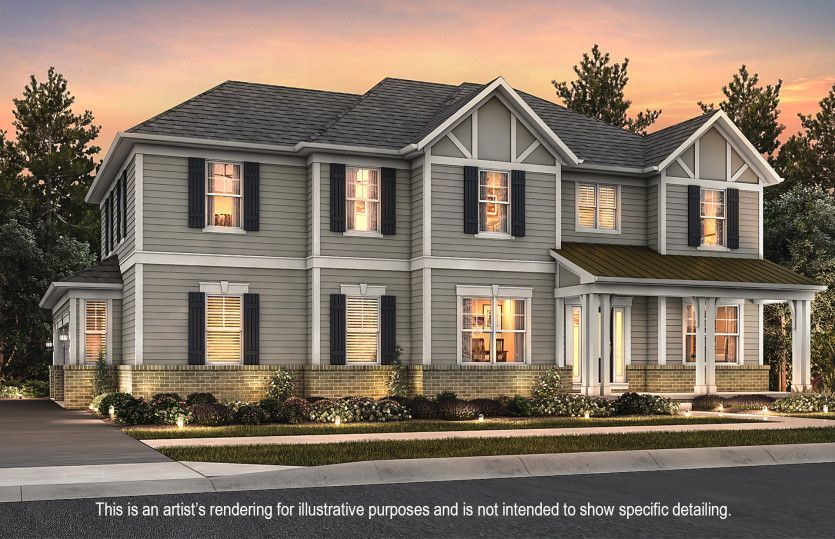 Ready To Build Home In River Oaks Community