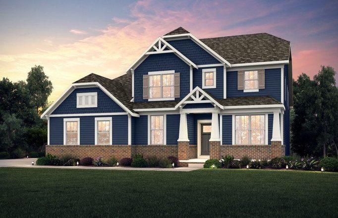 Ready To Build Home In The Preserve at Beljon Farms Community