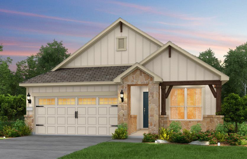 New Homes From Pulte Homes In Schertz Tx