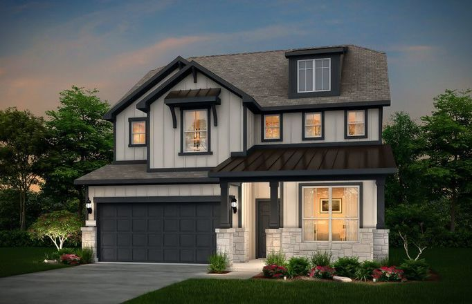 Ready To Build Home In Sterling Ridge Community