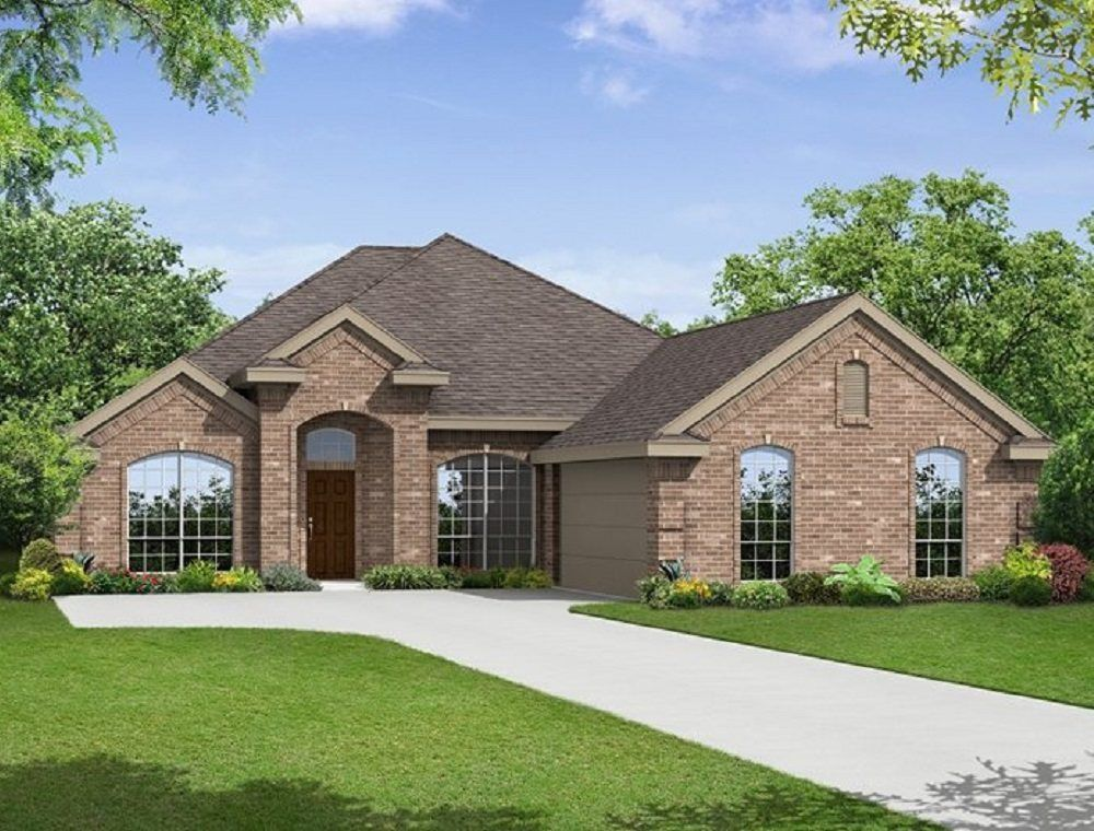new homes from first texas homes in grand prairie tx