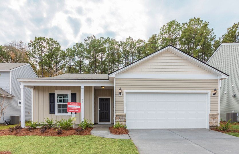 new homes from centex homes in bluffton sc