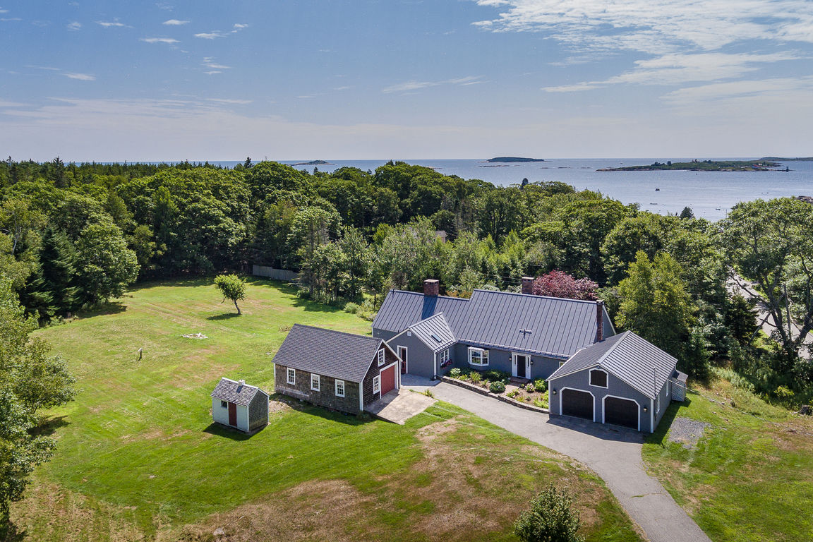 920 OCEAN POINT ROAD Boothbay ME 04544 id-1150211 homes for sale