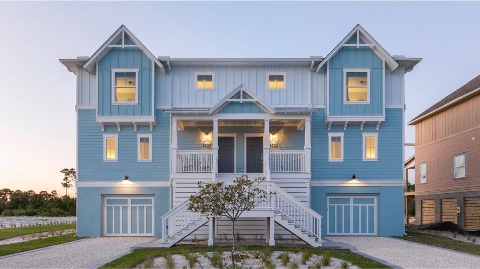 Ready To Build Home In Lost Key - Lost Key Resort Community