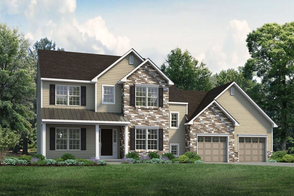 Bellwood Traditional At Hanover Oaks East Allen Township
