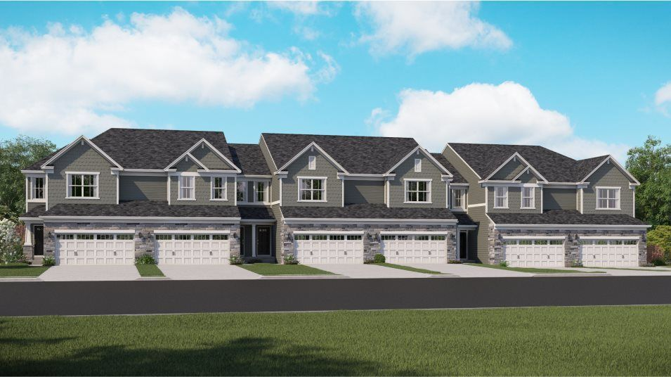 Ready To Build Home In Rush Creek Commons Community