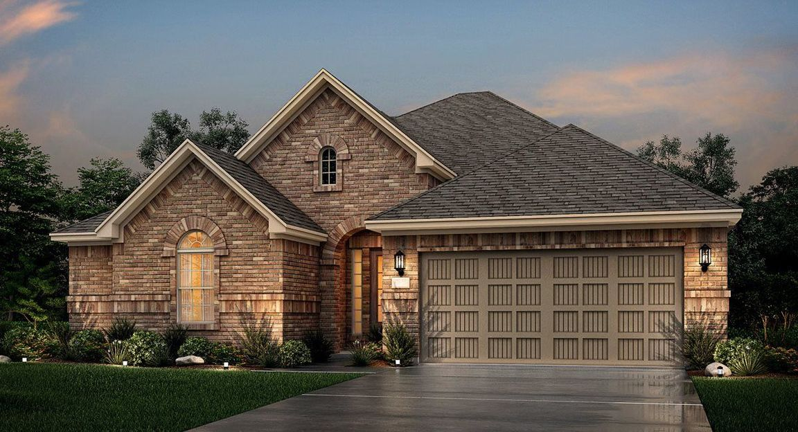 Ready To Build Home In McCrary Meadows - Fairway Collection Community