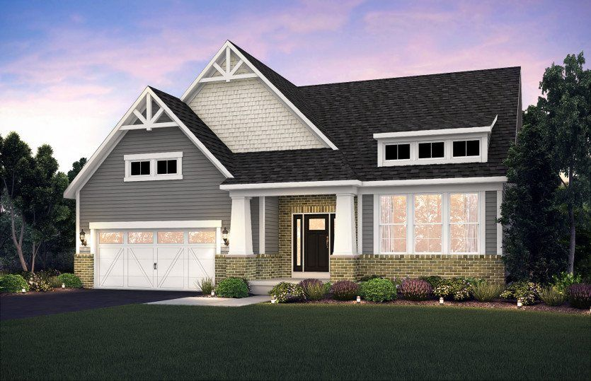 Ready To Build Home In Autumn Rose Woods Community