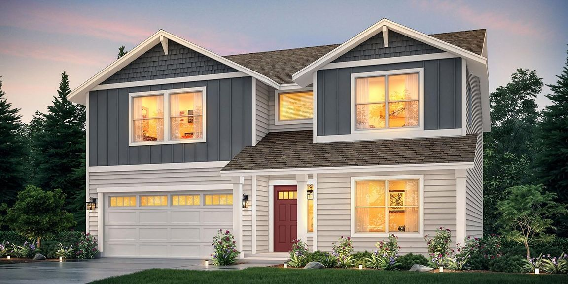 The Marion - Build On Your Lot At Treasure Valley Caldwell ID 83605 id-121041 homes for sale