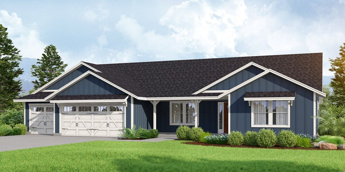The Josephine - Build On Your Lot At Treasure Valley Caldwell ID 83605 id-121043 homes for sale