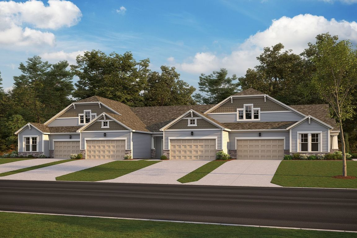 Ready To Build Home In Creekside at Bethpage Community