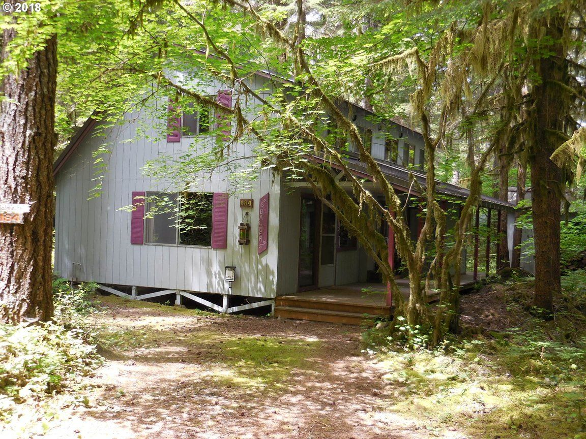 CABIN 184 NORTHWOODS Cougar WA 98616 id-1171592 homes for sale