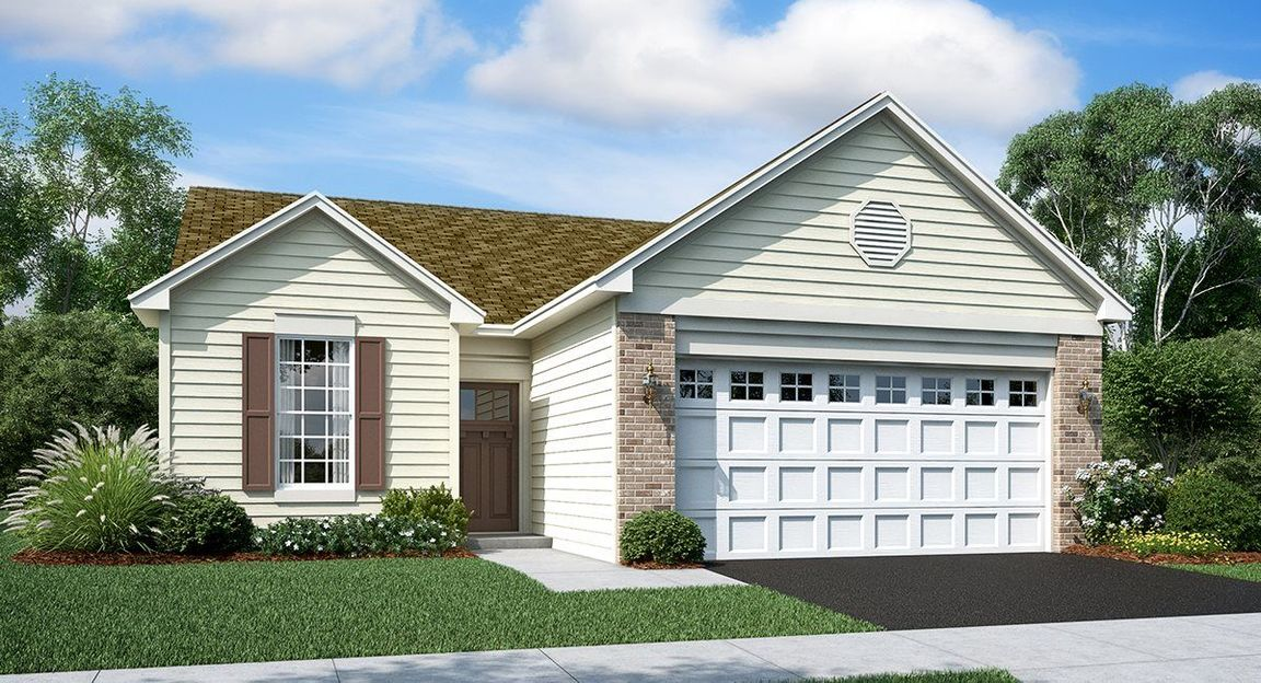 Ready To Build Home In Andare at Remington Pointe North Community