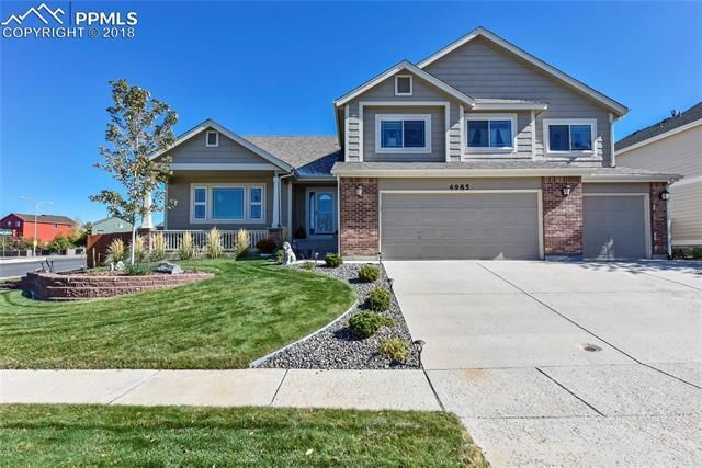4985 NUGENT DRIVE. Colorado Springs ... - Search Patio Tagged Colorado Springs Colorado Homes For Sale