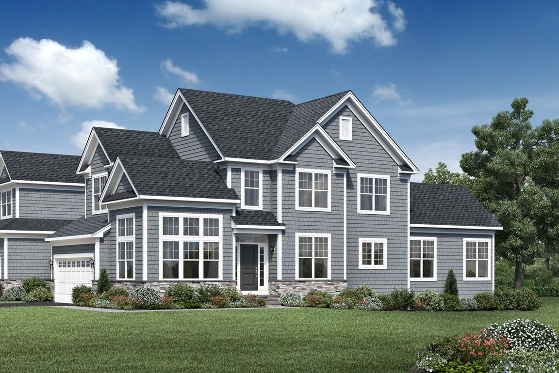 Ready To Build Home In Seaside at Scituate - The Carriage Collection Community