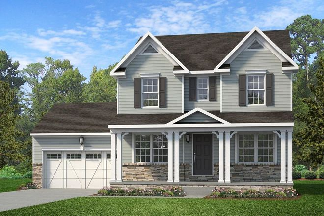 Ready To Build Home In Whisper Run Community