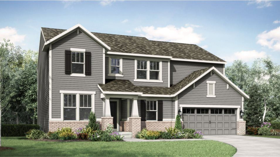 Ready To Build Home In Morningside - Fairhaven Community