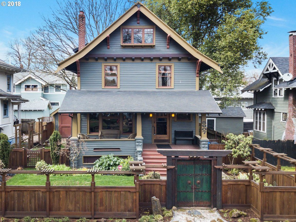 5907 NE CLEVELAND AVE Portland OR 97211 id-559621 homes for sale
