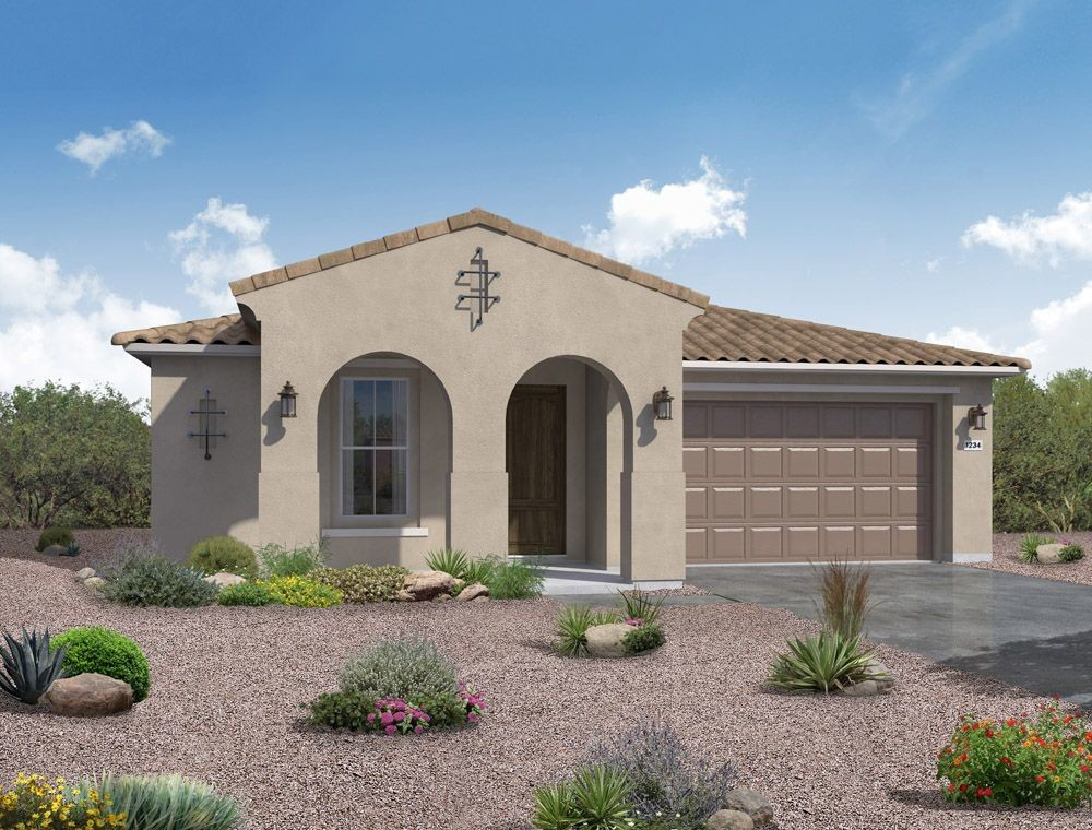 Ready To Build Home In Wavelength at Eastmark Community
