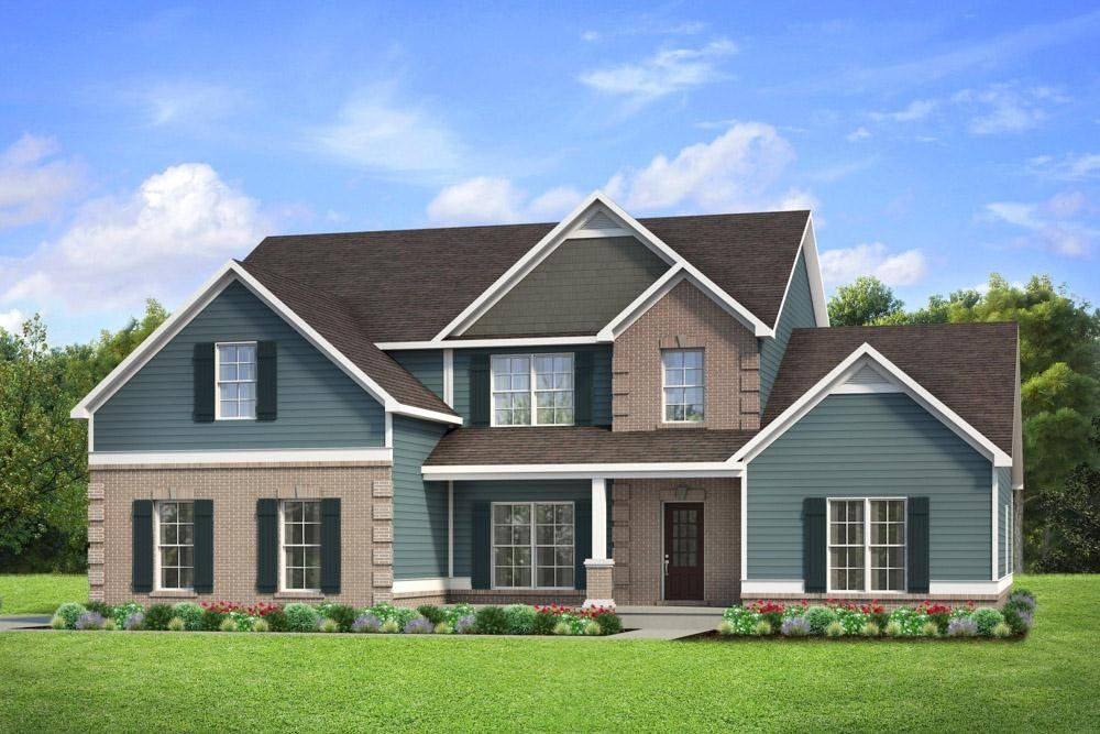 Ready To Build Home In Kingston Community
