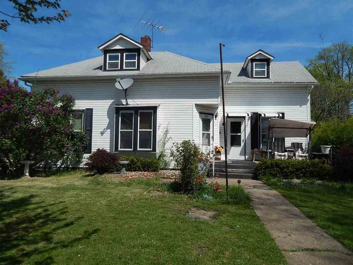 515 SW 2ND STREET Aledo IL 61231 id-1061828 homes for sale