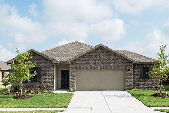 Ready To Build Home In Stone Creek Community