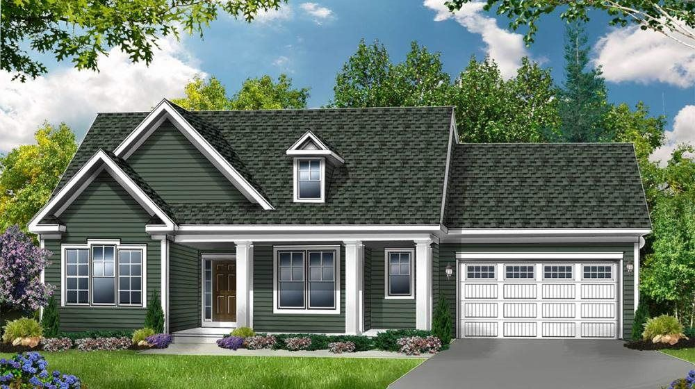 Ready To Build Home In Southgate Hills Community