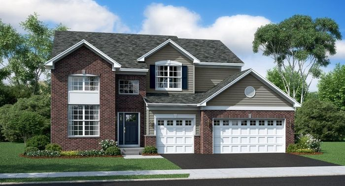Ready To Build Home In Stonegate Community