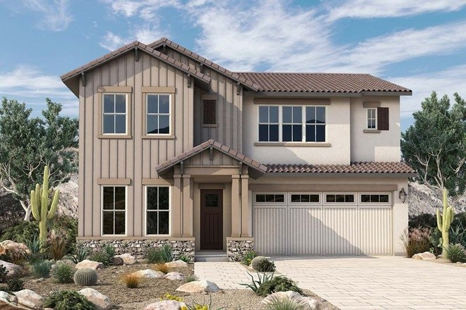 Ready To Build Home In Union Park at Norterra Community