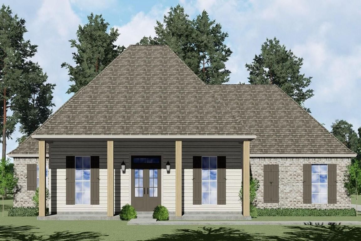 Ready To Build Home In Kaden Creek Community