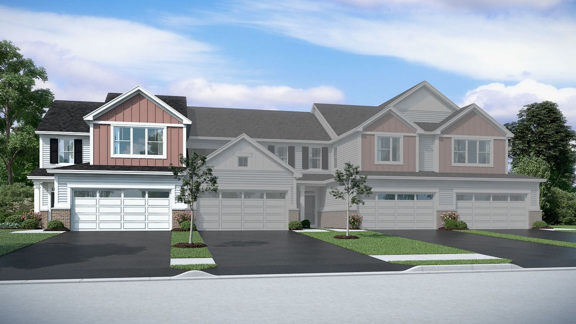 Ready To Build Home In Gramercy Square Community