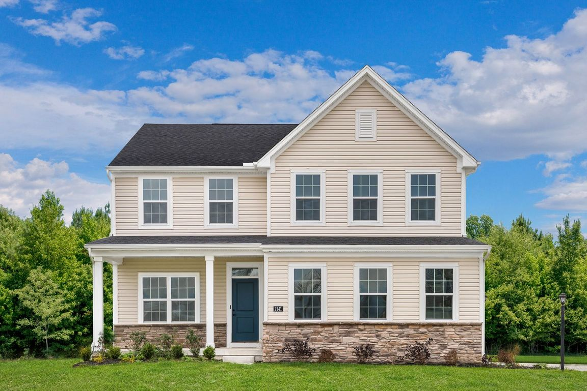 Ready To Build Home In Creekside Crossing Community