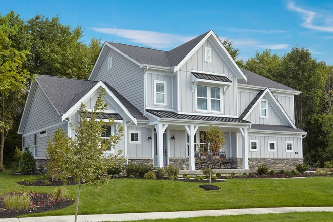 Ready To Build Home In Arcadia Community