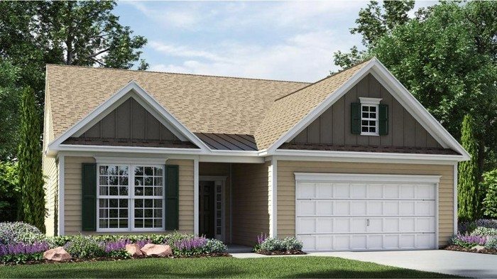 Ready To Build Home In The Palisades - The Gardens at Highcliff Community