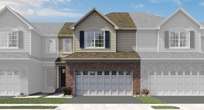 Ready To Build Home In Stonegate Townhomes Community