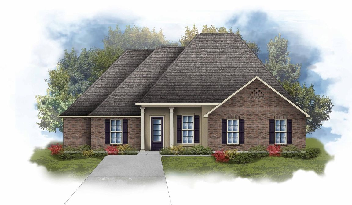 Ready To Build Home In Sugar Mill Plantation Community