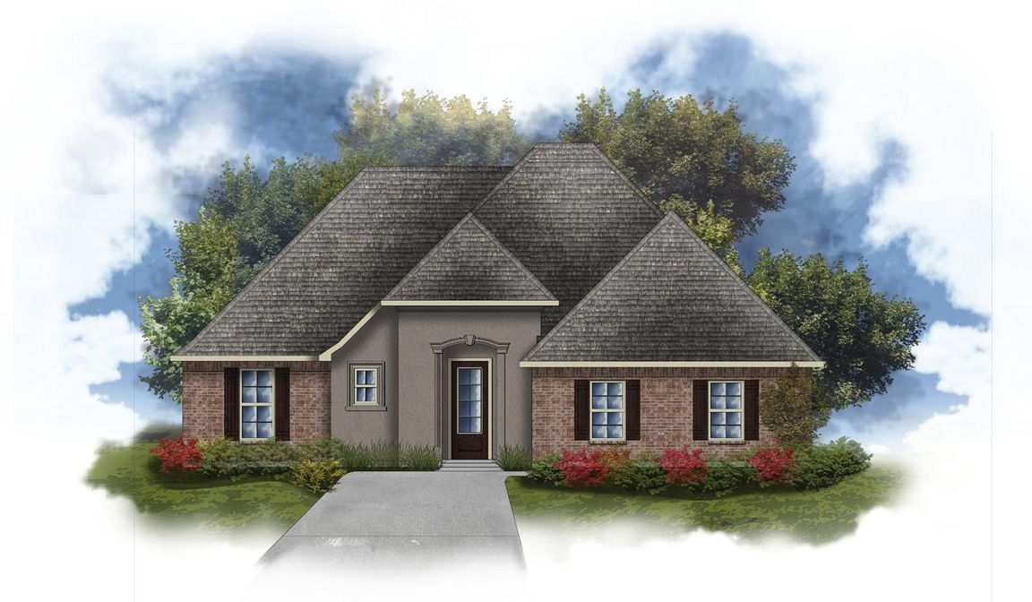 Ready To Build Home In The Reserve at Conway Community