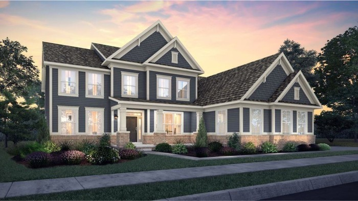 Ready To Build Home In Vermillion - Estate Collection Community
