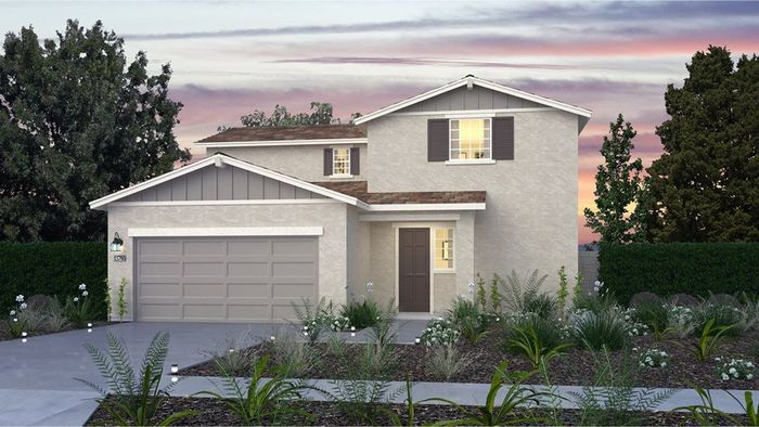 Ready To Build Home In Summerwind Trails - Wildflower Community