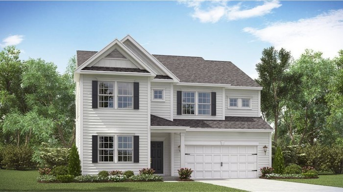 Ready To Build Home In Lindera Preserve at Cane Bay Plantation - Arbor Collection P Community