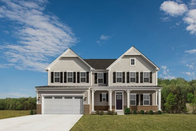 Ready To Build Home In The Reserve at Winfield Farm Community