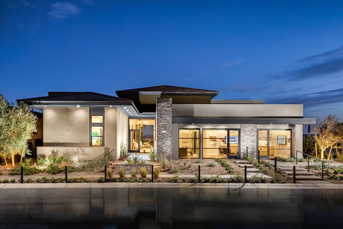 Ready To Build Home In Mesa Ridge - The Peak Collection Community