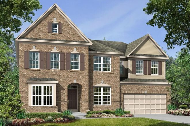 Ready To Build Home In The Trails Of Saddle Creek Community