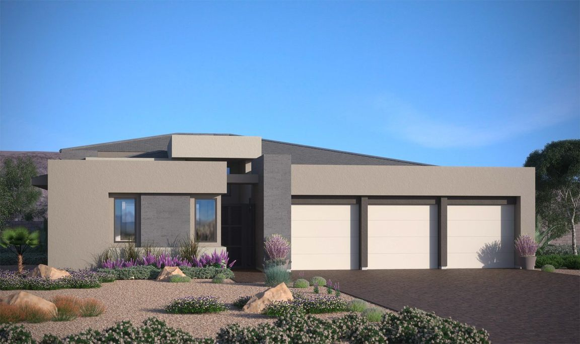 Ready To Build Home In Mesa Ridge - Overlook Collection Community