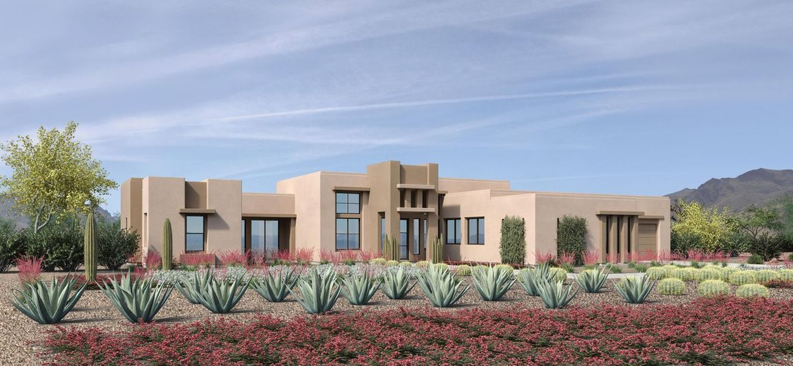 Ready To Build Home In Boulder Ranch Community