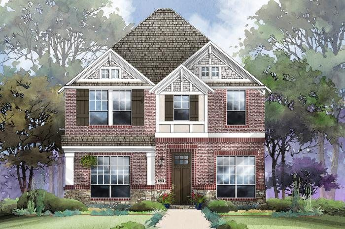 Ready To Build Home In Country Club Estates Community